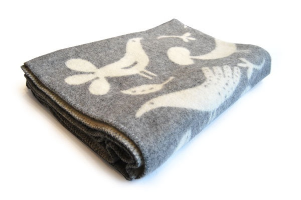 Bird Blanket
