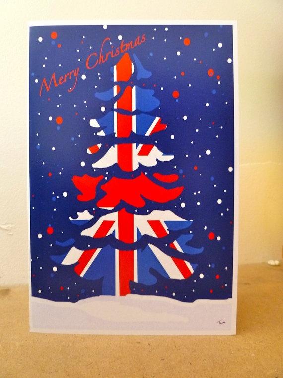 Unusual Christmas cards