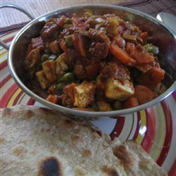 Coconut Tofu Keema Curry @ allrecipes.co.uk