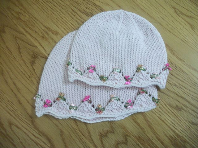 Knitting Patterns For Nicu Babies : Baby hat, free and easy pattern. NICU Projects Pinterest
