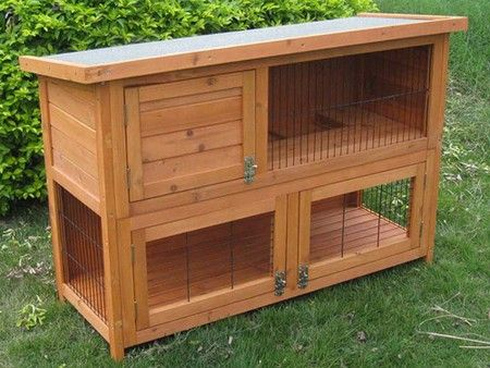 Pinterest for Simple rabbit hutch