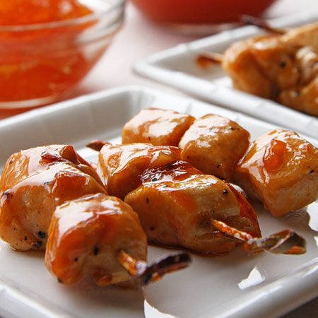 More like this: chicken skewers , apricot chicken and apricots .