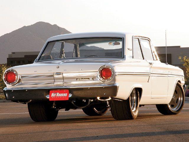 1964 Ford Fairlane 500 Ford Pinterest