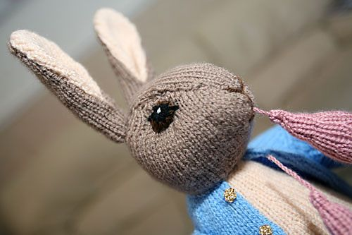 Knitting Pattern For Peter Rabbit Jumper : Peter Rabbit by Alan Dart Knit It Pinterest