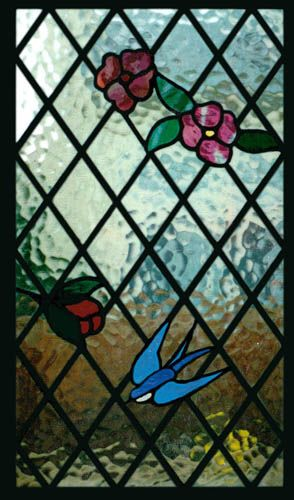 bathroom stained glass window doors windows pinterest