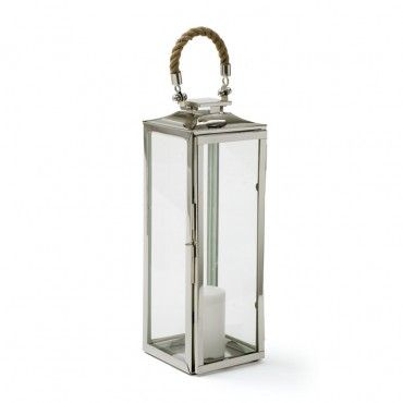 Better Homes and Gardens LG Rope Handle Lantern - m