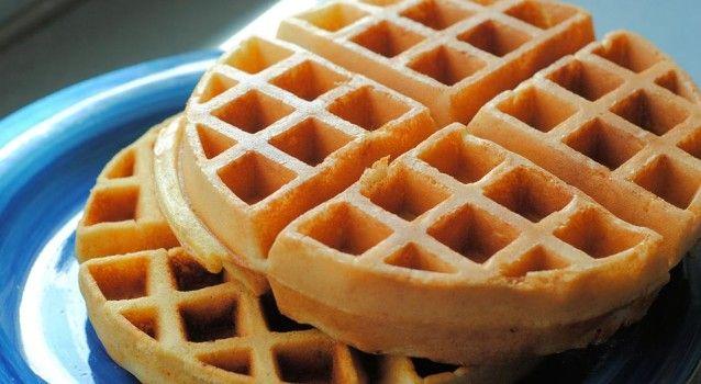 Easy Quick Waffles | Food Love | Breakfast | Pinterest