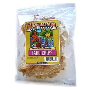 taro chips | Hawaiian foods | Pinterest
