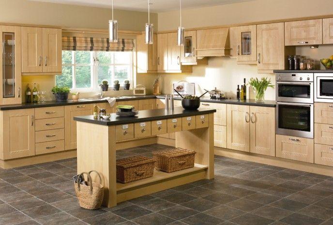 Best White Birch Cabinets Kitchens Pinterest 400 x 300