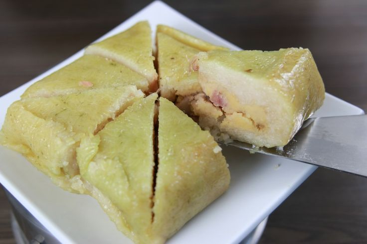 Banh Chung – Vietnamese Square Sticky Rice Cake