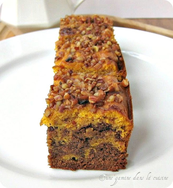 Pumpkin-Swirl Brownies | COOKIES AND BARS | Pinterest