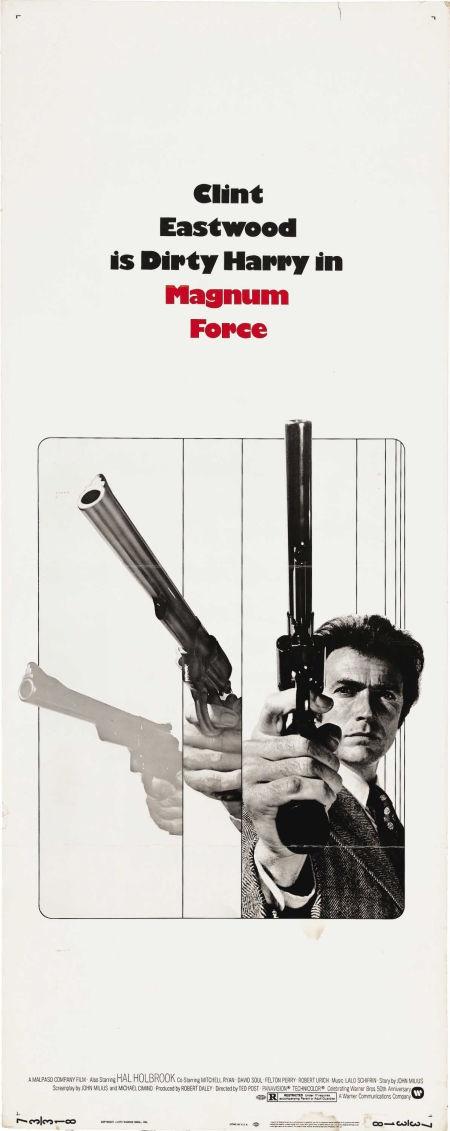 Vintage clint eastwood movie poster