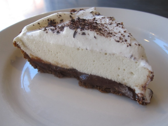 Black Bottom Pie | pies, tarts, and cobblers | Pinterest
