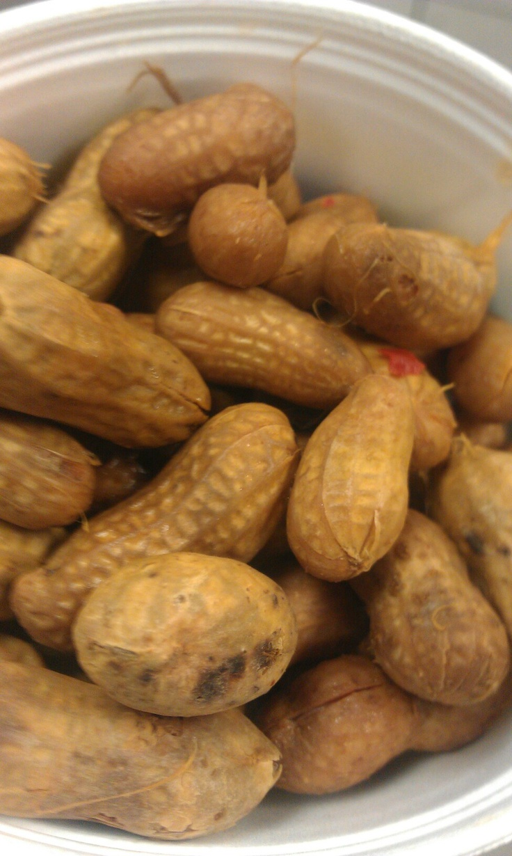 boiled peanuts | Southern Comfort | Pinterest