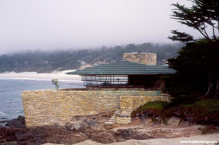 Pin by mara kerr on home sweet home pinterest for Frank lloyd wright california