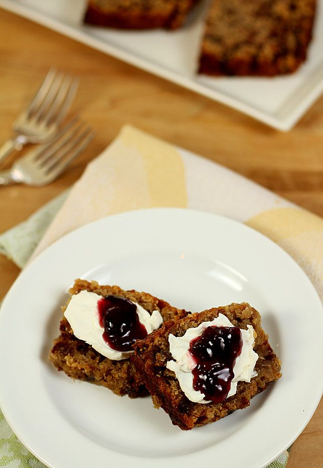 Quinoa and Date Bread for #TwelveLoaves and a Cookbook #Giveaway ...