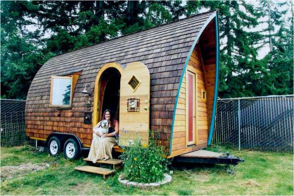 Build Your Own House On Wheels Design Your Own Home