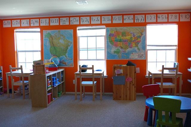 Homeschool Room Kids Room Ideas Pinterest