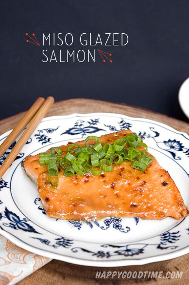 glazed salmon miso sriracha glazed salmon the perfect pantry miso ...