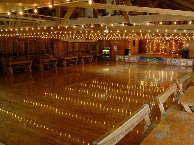 Luckenbach Tx Dance Hall