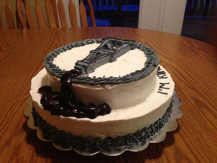 oil for cake