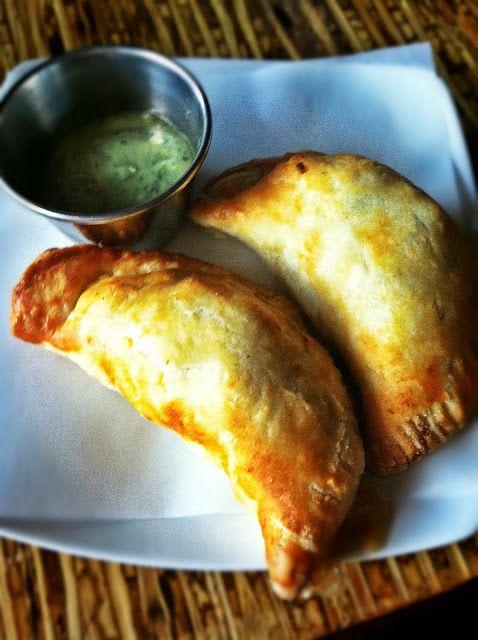 Chicken Curry Empanadas at Oporto #Food #Drink #Houston #Texas # ...