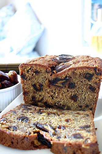 Banana and Date Loaf | Bread Box | Pinterest