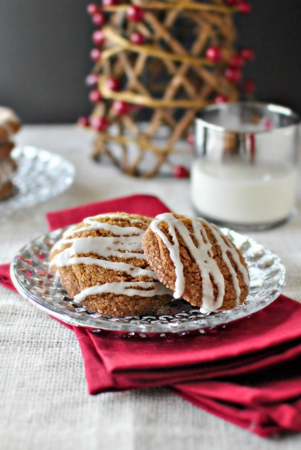 Spicy Cayenne Molasses Cookies - from @Design Hub McNamara ~ Simply ...