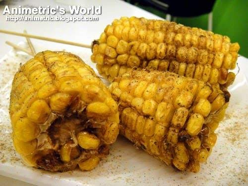Grilled Corn On The Cob With Thyme & Roasted Red Pepper Butter Recipes ...