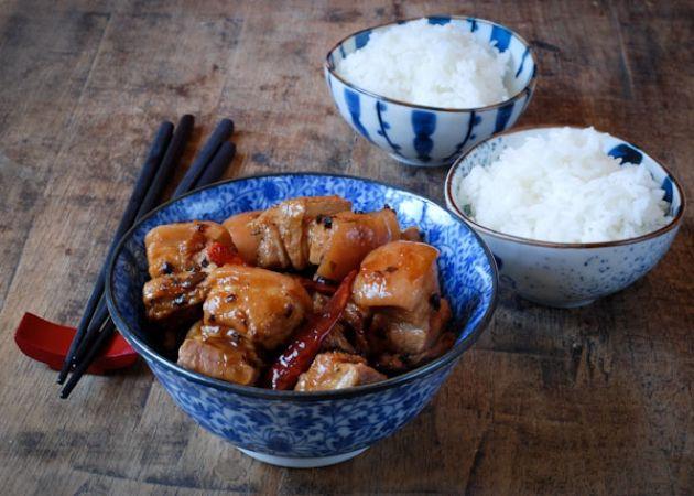 Recipe: Chairman Mao's Red-Braised Pork   Pork dishes   Pinterest
