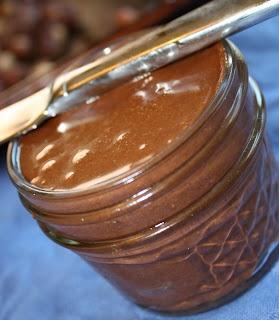 Chocolate Hazelnut Spread - aka Nutella   Recipe