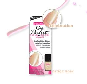 Gel nails at homeno UV/LED light needed.