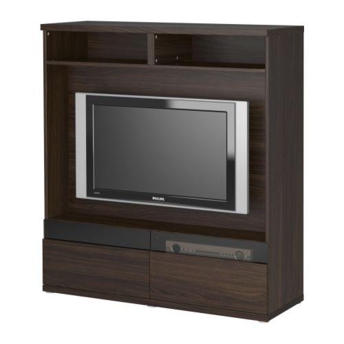ikea tv stand for the home pinterest. Black Bedroom Furniture Sets. Home Design Ideas