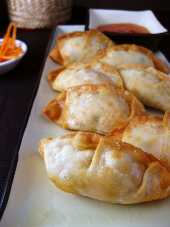 Crab Rangoon : Love the flavor of this. Used real crab =) Would add ...