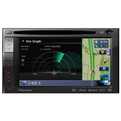 In dash pioneer navigation