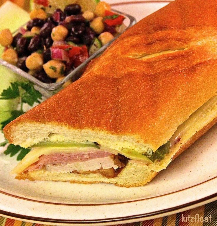 Grilled Turkey Cuban Sandwich becomes special when you add cumin ...