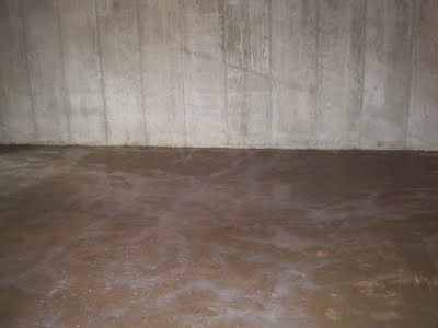concrete staining basement floor basement ideas pinterest