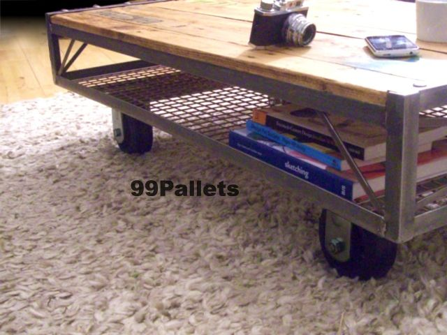 Construct Your Own Pallet Coffee Table Make Me A Masterpiece Pint