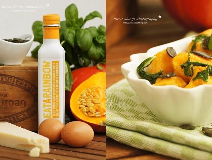 pumpkin gnocchi | My Spicy Food | Pinterest