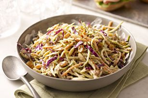Creamy Asian Slaw recipe, think it would be tasty with Asian spice ...