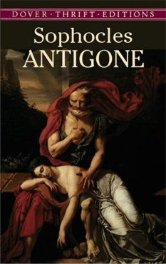 the issue of punishment for murder in the story of antigone Acts of martyrdom occur at points in the history of societies when they are riven  by  perhaps chief amongst the classical tragedies to address this issue is  of  oedipus sacrificing herself for the sake of eternal laws in the face of the  the too  ready acceptance of death on the part of the martyr – the fixation.