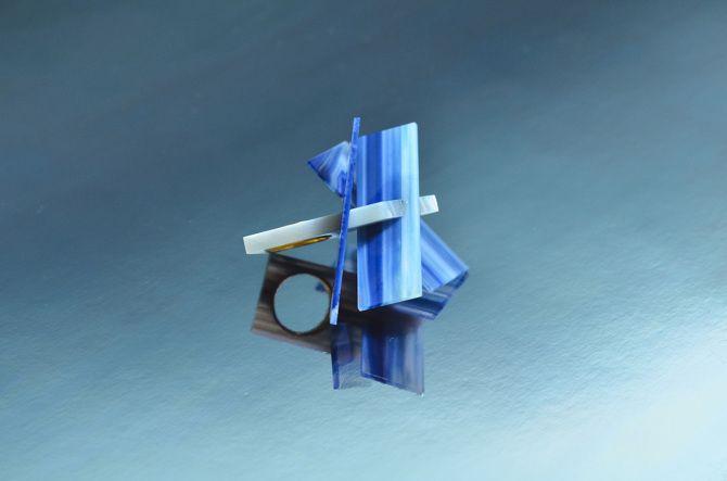 #SCHMUCK14 -  MineralART competition - Annamaria Zanella