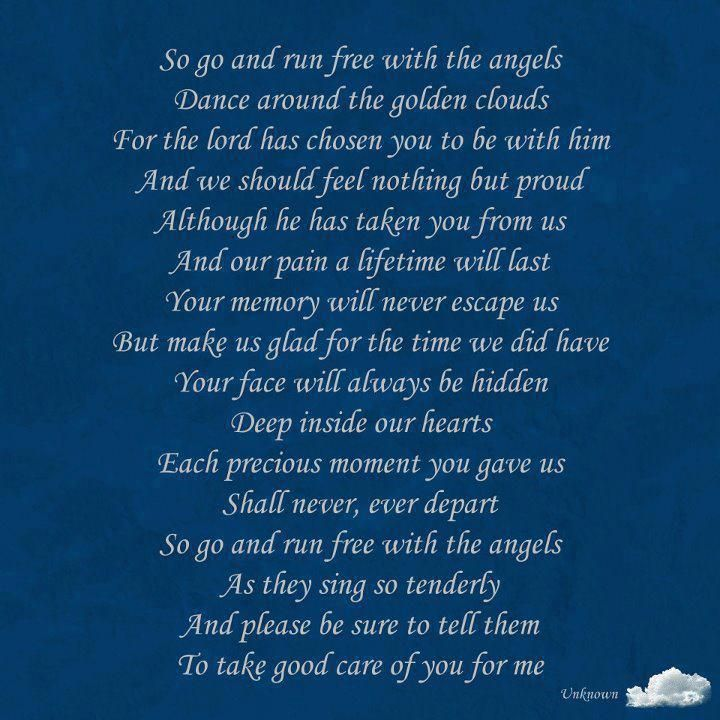 FOR YOU MY ANGEL...MISS YOU...LOVE YOU...