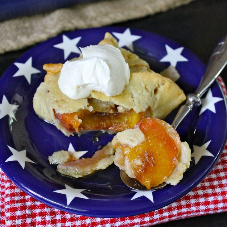 Peach Dumplings With Sweet Cherry Sauce Recipe — Dishmaps