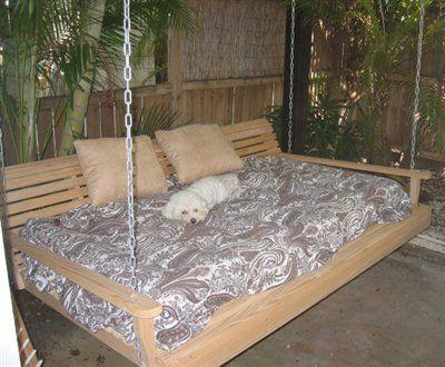 La cypress swings cfc1 swing bed