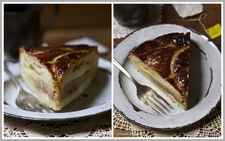 galette des rois recipe | all twelve days of christmas + epiphany | P ...