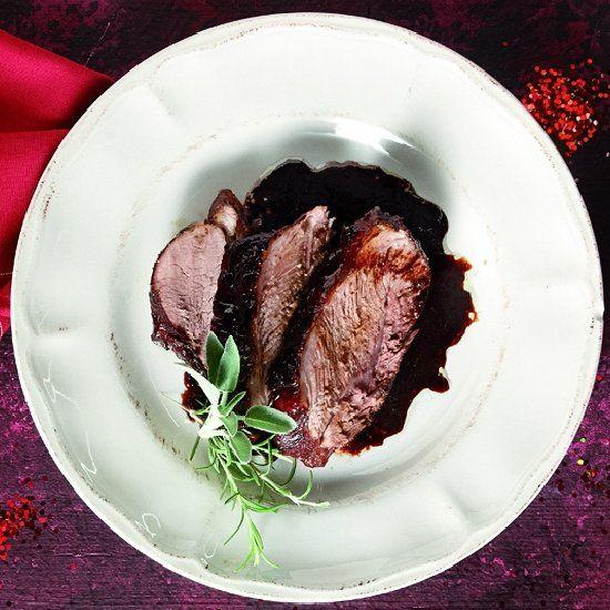 roasted glazed pork slow roasted pork sunday transfer pan to pork ...