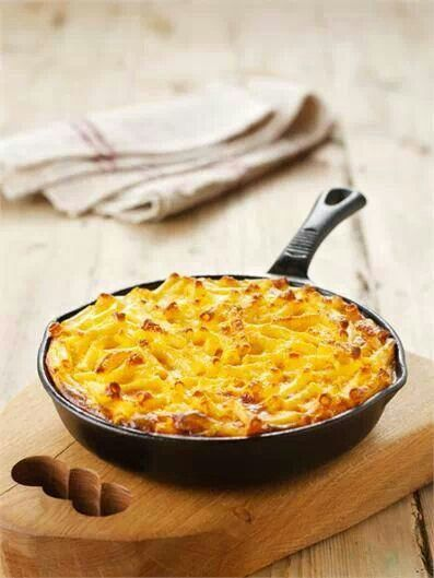 Civil War Macaroni And Cheese Recipe — Dishmaps