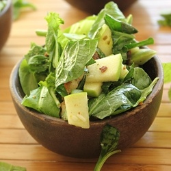 Pistachio and Apple Salad   Products I Love   Pinterest
