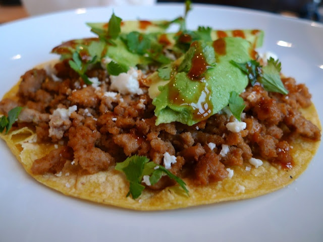 Baked Tostada | Food: Fast or easy | Pinterest